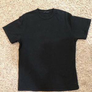 plain black brandy melville t shirt
